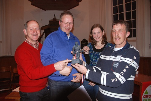 WAMPEX wint Gouden Turf 2011