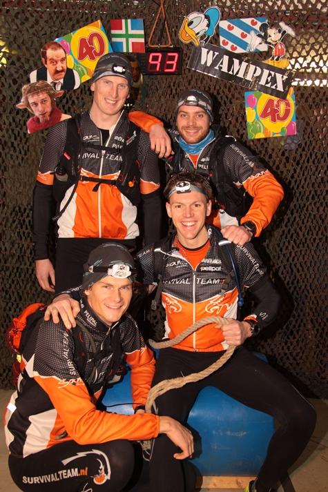 WAMPEX III gewonnen door Survivalteam.nl