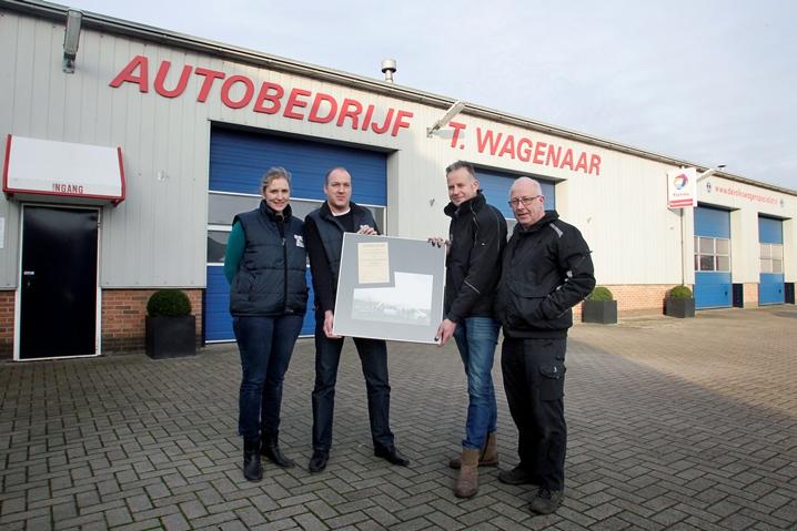 Bedankt Autobedrijf Wagenaar Ureterp